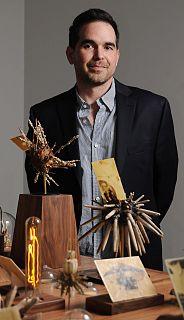 Dario Robleto American artist