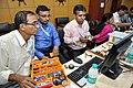 Robot Building Session - Workshop on Organising Indian and World Robot Olympiad - NCSM - Kolkata 2016-03-08 2363.JPG