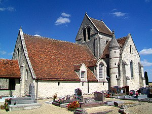 Rocquemont (60), église Saint-Laurent.jpg