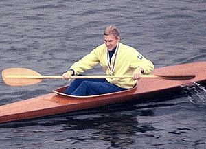 Rolf Peterson - Rolf Peterson at the 1964 Olympics