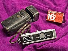 Rollei 16s and Super 16 color negative film