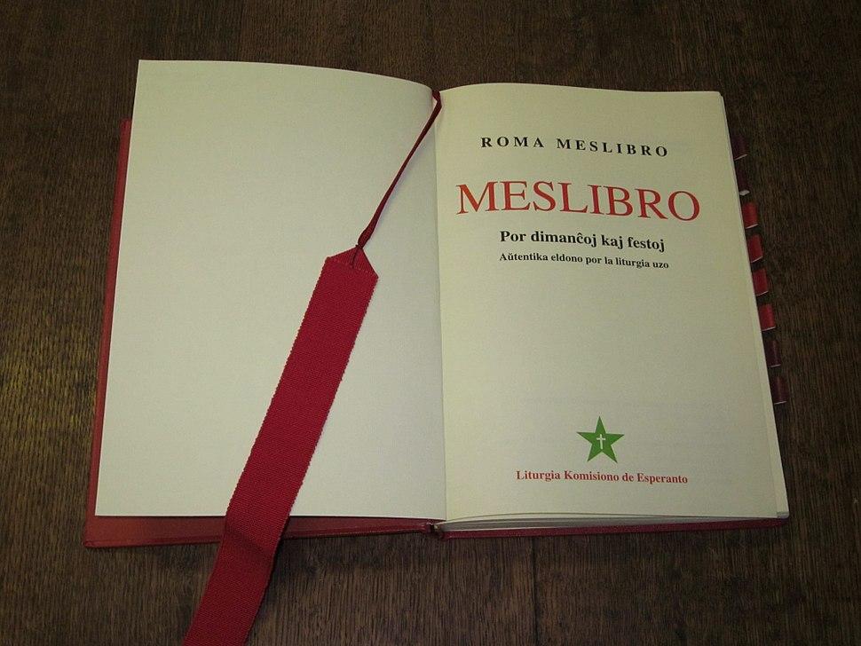 Roma Meslibro por dimanĉoj kaj festoj (1995) 001