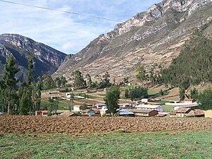 Antonio Raymondi Province - Rontoy