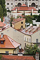 Rooftop view, in the hill, Prague, The in the distance - 9193.jpg