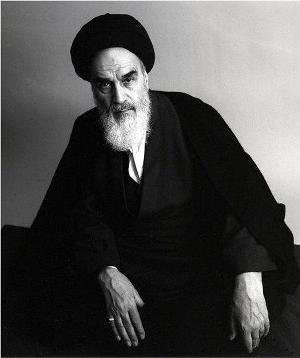 Roollah-khomeini