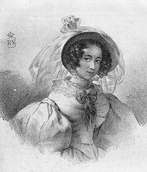 Rosario Weiss Zorrilla - Self-portrait (date unknown)