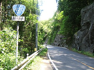 Japan National Route 420