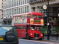 Routemaster in Piccadilly on route 14.jpg