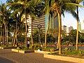 Roxas Boulevard, sunset time, Manila, Philippines.jpg