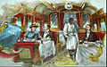 Royal Blue Flyer dining car.JPG