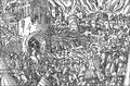 Rrethimi i pare I krujes 1449-50.png
