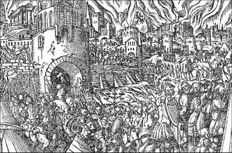 Siege of Krujë (1450) - Rrethimi i pare I krujes 1449-50