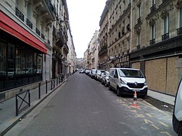 image illustrative de l'article Rue Le Sueur