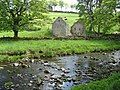 Ruin on the bank of the East Allen near Spartylea - geograph.org.uk - 445397.jpg
