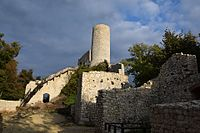 Ruina Zamku, Smoleń (II).JPG