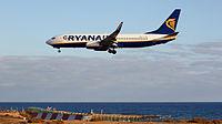 EI-EBC - B738 - Ryanair
