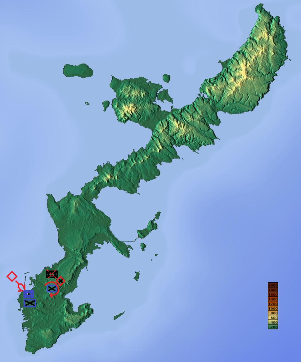 Ryukyu Invasion Phase7
