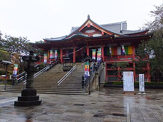 Ryūsenji - Ryūsenji main hall