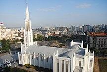 Mozambique-Langues-Sé Catedral de Maputo (3911472999)