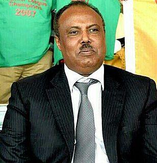 Juneidi Basha Ethiopian business executive
