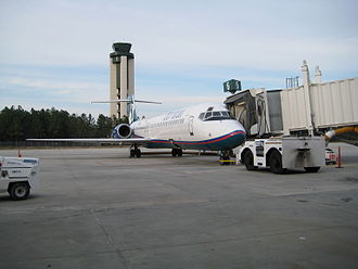 AirTran Airways - AirTran received the last 717 built in 2006
