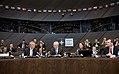 SD, NATO Sec Gen and NATO defense ministers (28822930048).jpg