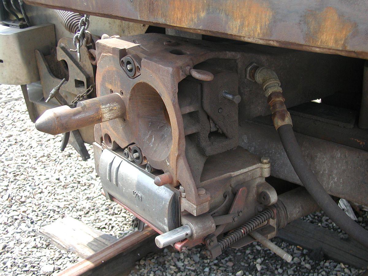 Railway Coupling Wikipedia