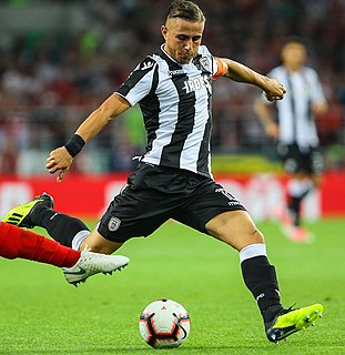 Dimitris Pelkas Greek footballer