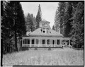 SOUTH SIDE - Wawona Hotel, Little Brown, Wawona, Mariposa County, CA HABS CAL,22-WAWO,1-E-2.tif