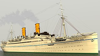 SS <i>Conte Verde</i> ship