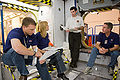 STS-130 Training International Space Station mock-up.jpg