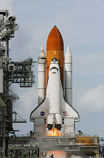 Space Shuttle <i>Atlantis</i> Space shuttle orbiter