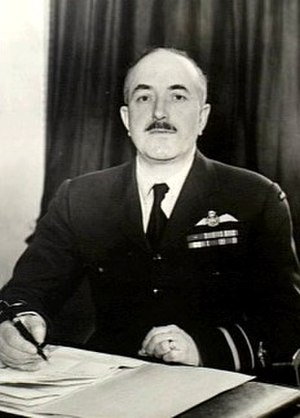 Frank McNamara (VC) - Air Vice Marshal Frank McNamara VC, England, 1942