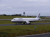 SX-DGL - A320 - Olympic Air