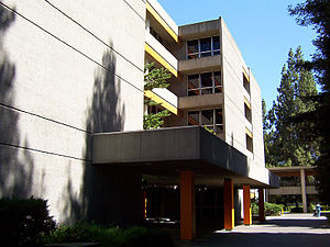 California State University, Sacramento - Image: Sac State Sequoia Hall