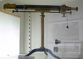 Saccharimeter - Image: Saccharimeter Zucker Museum