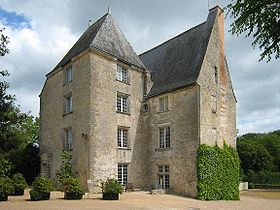 Image illustrative de l'article Château de Saché