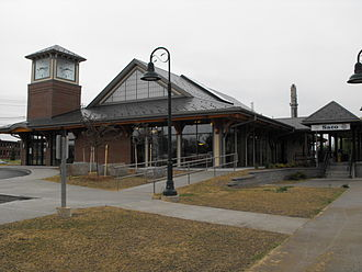 Saco, Maine - Saco Transportation Center