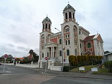 Sacred Heart Basilica, Timaru - Wikipedia
