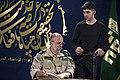 Saeed Ghasemi سخنرانی سعید قاسمی فرمانده سابق جنگ در قصر شیرین 13.jpg