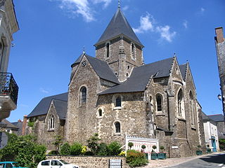 Saint-Denis-dAnjou Commune in Pays de la Loire, France