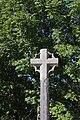 Saint-Ganton (35) Croix de cimetière.jpg