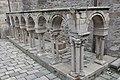 Saint-Malo (France), former cloister of cathedral Saint-Vincent.JPG