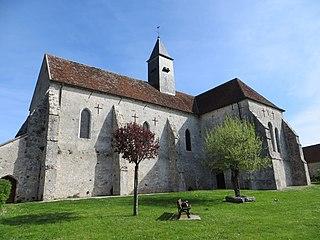 Saint-Martin-du-Boschet Commune in Île-de-France, France