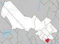 Saint-Séverin (Mauricie) Quebec location diagram.png