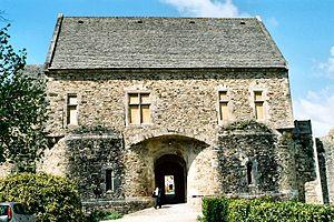 Saint-Sauveur-le-Vicomte - Image: Saint Sauveur le Vicomte (Château) 3