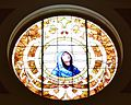 Saint Agnes Cathedral (Springfield, Missouri) - stained glass, Mother of Sorrows.jpg