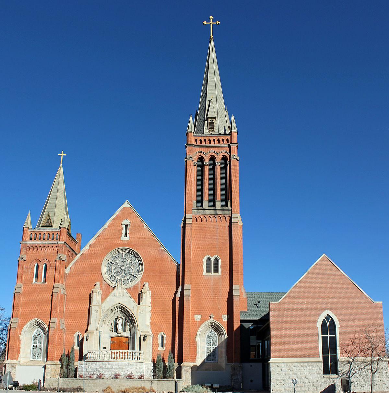 St. Mary's Cathedral (Colorado Springs, Colorado) - Wikipedia