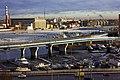 Saint Petersburg. Winter view to The Malaya Neva River.jpg