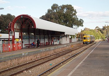 Salisbury railway station adelaide wikipedia the free for 1 park terrace salisbury